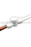 15mm Pipe Shut Off Tap Valve for Your Water Filter