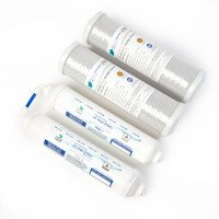 Reverse osmosis replacment filters