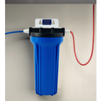 Undersink Filter System to Replace Brita P1000 Plus Anti-Scale Filter