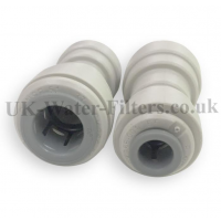 Connection Adapter SET for 9.6mm to 6.4mm ie 3/8 to 1/4 inch