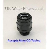 PM010812E 8mm tube adapter
