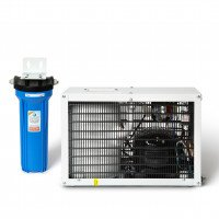 Water Chiller (UKWF-WC2000) with Undersink Water Filter (SYS1000)