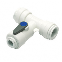 John Guest ASV3 15mm Plastic Pipe to 1/4 inch Water filter tubing