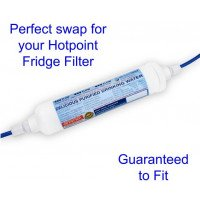 HOTPOINT Fridge Style  External Water Filter