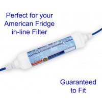 American Style Fridge Replacement Water Filter