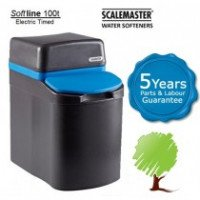 15 Litre Salt Water Softeners - with Meters