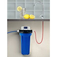 ANTI-SCALE Undersink Water Filter System with *6 Month Anti Scale Cartridge