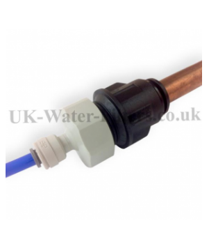 15mm to 1/4 inch Pipe Connector